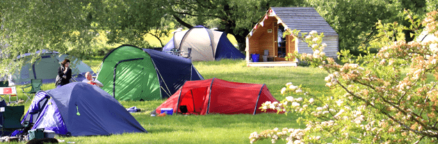 tents, Barefoot Campsites, Appleford