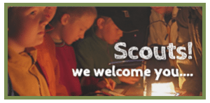 Scouts, Barefoot Campsites, Appleton
