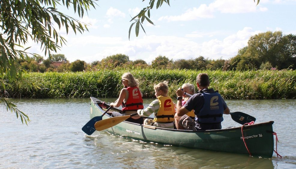 Barefoot Campsites Carefree Camping On The Thames In The